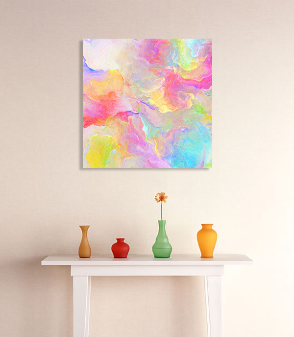 Eloquence abstract art painting for Buy modern art prints