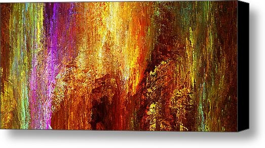Recent sale luminous abstract art on canvas for Artwork on canvas for sale