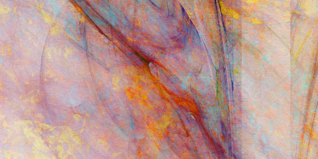 Dash of spring abstract art for sale for Poster prints for sale