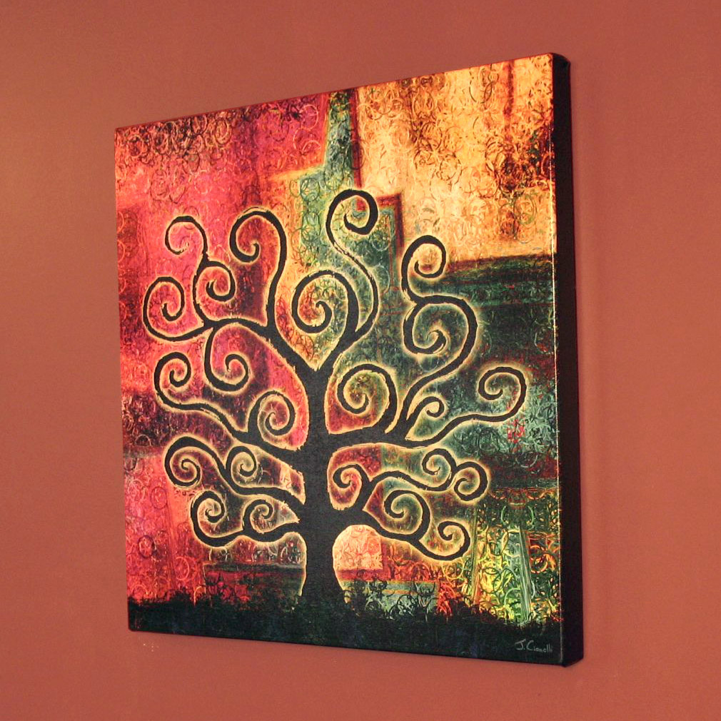 Customer Pictures Large Abstract Canvas Art