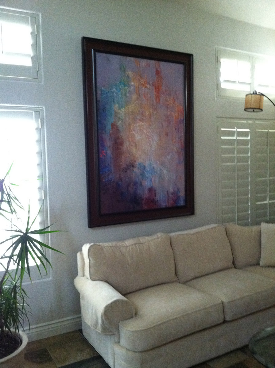 Large Paintings For Living Room Buying Displaying Art Archives Cianelli Studios Art Blog