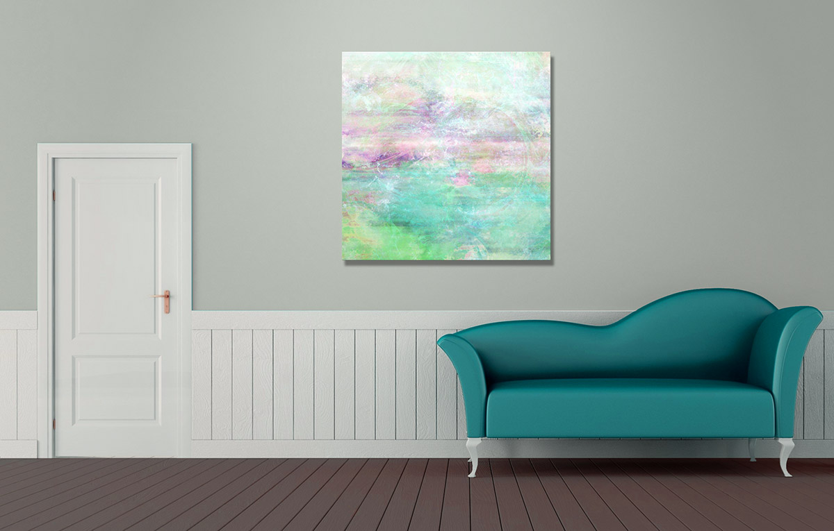 New Abstract Painting - Dream -