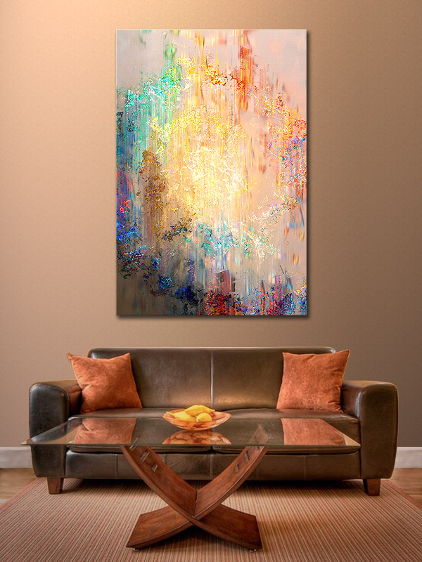 Abstract Paintings For Sale Canvas 15
