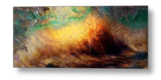 arrival-abstract-metal-print