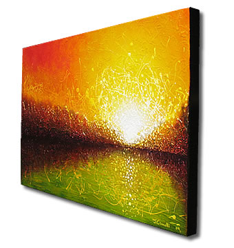 Abstract Landscape Paintings, Abstract Paintings, Contemporary Landscape Paintings