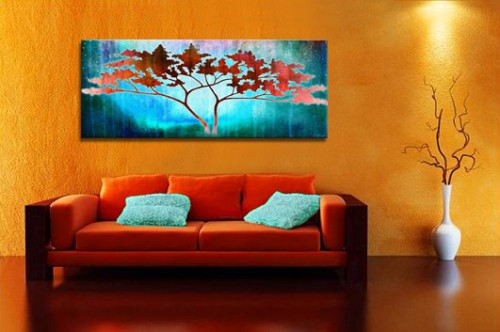 Large Abstract Canvas Prints Modern Art For Home