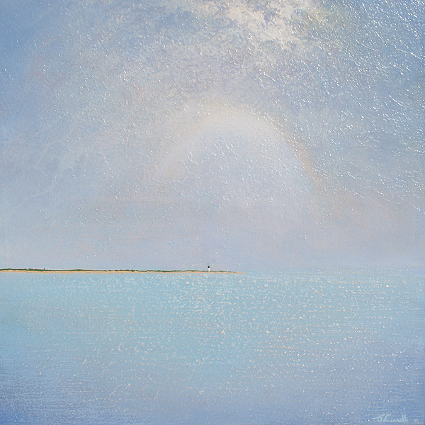 Contemporary Seascape Painting Blue Paintings Contemporary