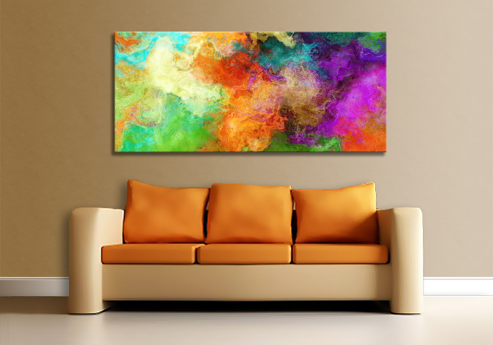 Abstract Sacred Art Gallery Modern Prints Large Canvas Painting
