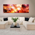 Large Abstract Painting For Sale - Desire Home Setting