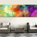 triptych-paintings-for-sale-abstract-art-triptych-mother-earth-cianelli