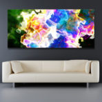 Large Abstract Art Painting Essence