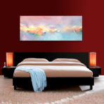 Large Abstract Art Painting Freedom