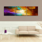 Large Abstract Art Sale - Purchase Abstract Paintings Becoming by Cianelli