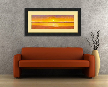 Abstract Canvas Art Print
