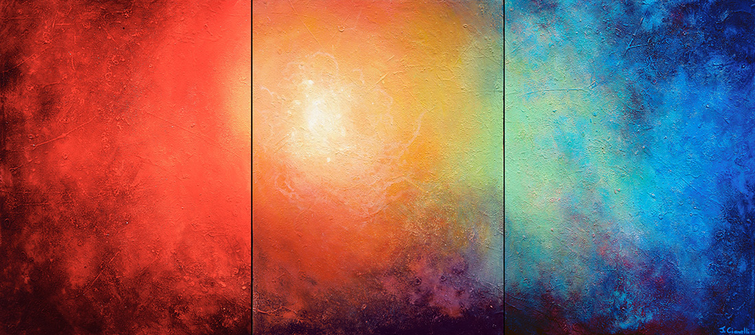 Cianelli studios abstract paintings contemporary for Modern abstract paintings for sale
