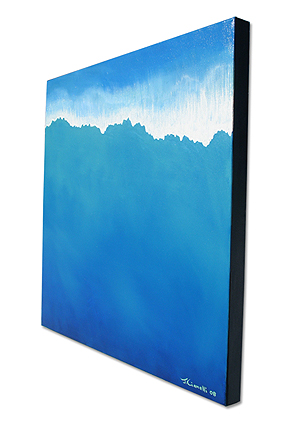 Contemporary Landscape Paintings Abstract Landscape Painting