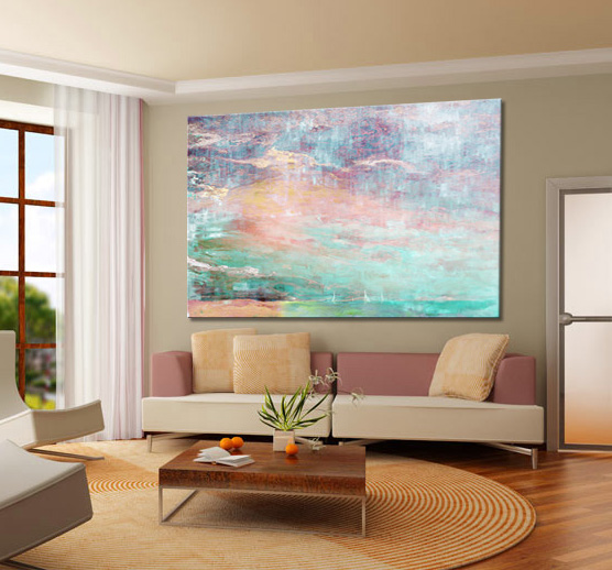 index of images large abstract canvas prints modern art for home