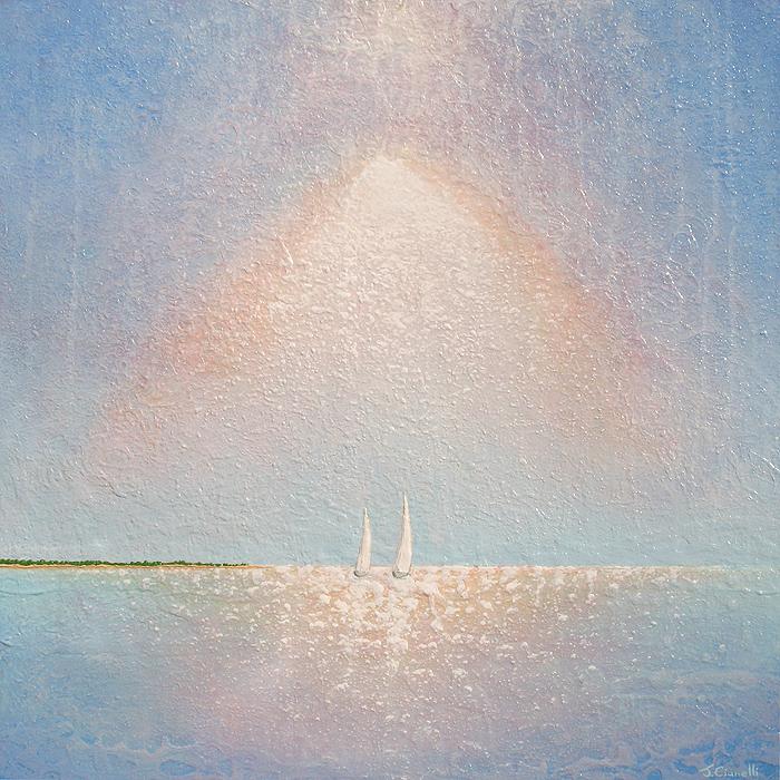 Cianelli Studios Seascape Paintings Contemporary